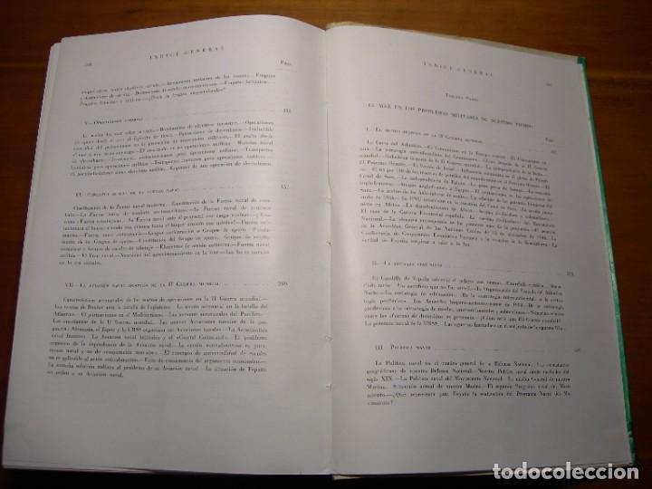 Militaria: ESPAÑA Y EL MAR / LUIS CARRERO BLANCO 3 TOMOS - Foto 18 - 287790298