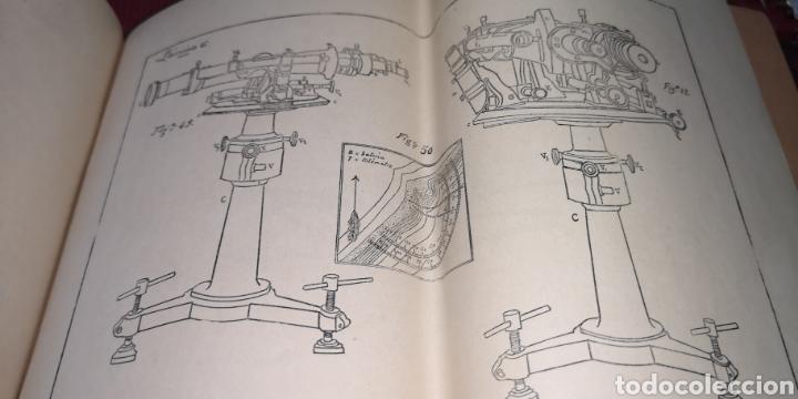 Militaria: Guía del oficial de artillería telemetrista año 1922, 14 láminas - Foto 6 - 288217568