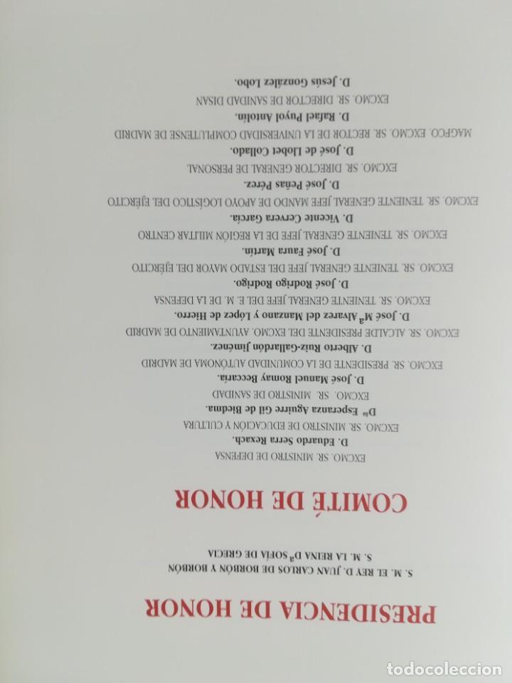 Militaria: HOSPITAL MILITAR GOMEZ ULLA / CIEN AÑOS DE HISTORIA / 1896 / 1996 / AL29 - Foto 8 - 288386338