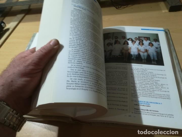Militaria: HOSPITAL MILITAR GOMEZ ULLA / CIEN AÑOS DE HISTORIA / 1896 / 1996 / AL29 - Foto 24 - 288386338