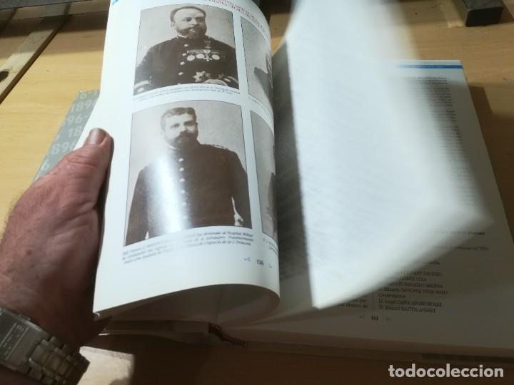 Militaria: HOSPITAL MILITAR GOMEZ ULLA / CIEN AÑOS DE HISTORIA / 1896 / 1996 / AL29 - Foto 40 - 288386338