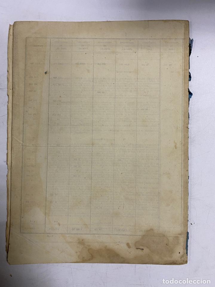 Militaria: PRESUPUESTO GENERAL DEL MINISTERIO DE MARINA PARA EL AÑO ECONOMICO DE 1868-69. PAGS: 97 - Foto 3 - 288449628