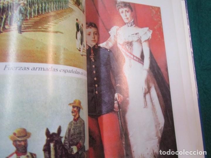 Militaria: CUBA 1899 LA GUERRA CON ESTADOS UNIDOS - ANTONIO CARRASCO GARCIA - EDI ALMENA 1998 1.3KG + - Foto 5 - 293478943