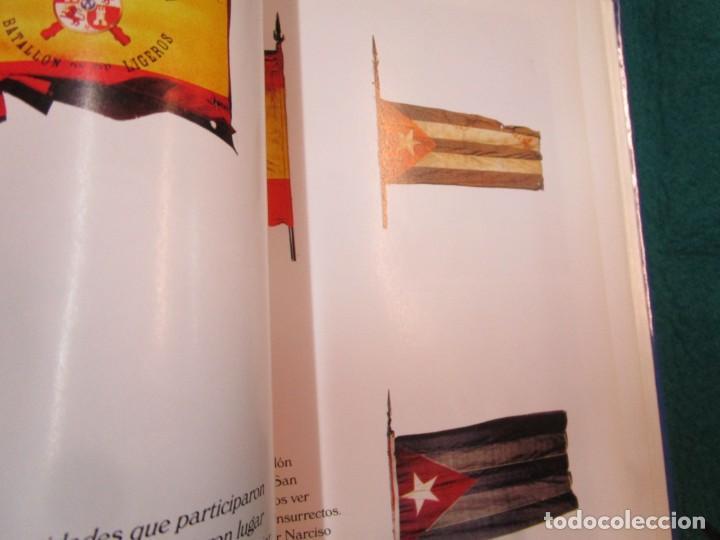 Militaria: CUBA 1899 LA GUERRA CON ESTADOS UNIDOS - ANTONIO CARRASCO GARCIA - EDI ALMENA 1998 1.3KG + - Foto 6 - 293478943