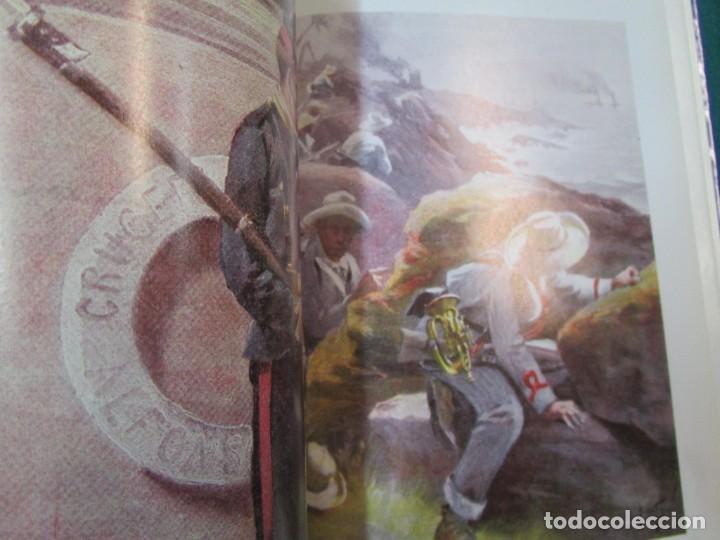 Militaria: CUBA 1899 LA GUERRA CON ESTADOS UNIDOS - ANTONIO CARRASCO GARCIA - EDI ALMENA 1998 1.3KG + - Foto 7 - 293478943