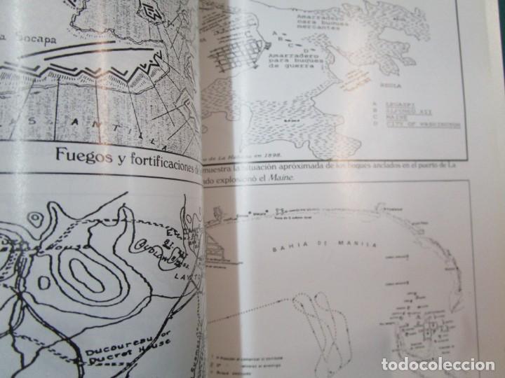 Militaria: CUBA 1899 LA GUERRA CON ESTADOS UNIDOS - ANTONIO CARRASCO GARCIA - EDI ALMENA 1998 1.3KG + - Foto 9 - 293478943
