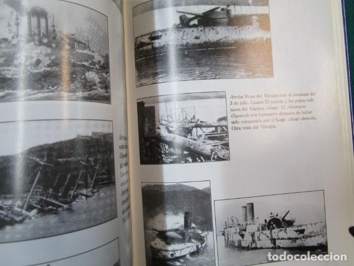 Militaria: CUBA 1899 LA GUERRA CON ESTADOS UNIDOS - ANTONIO CARRASCO GARCIA - EDI ALMENA 1998 1.3KG + - Foto 10 - 293478943