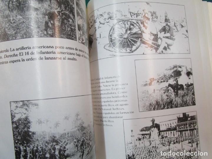 Militaria: CUBA 1899 LA GUERRA CON ESTADOS UNIDOS - ANTONIO CARRASCO GARCIA - EDI ALMENA 1998 1.3KG + - Foto 11 - 293478943