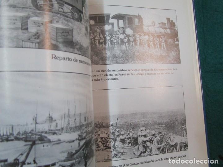 Militaria: CUBA 1899 LA GUERRA CON ESTADOS UNIDOS - ANTONIO CARRASCO GARCIA - EDI ALMENA 1998 1.3KG + - Foto 12 - 293478943