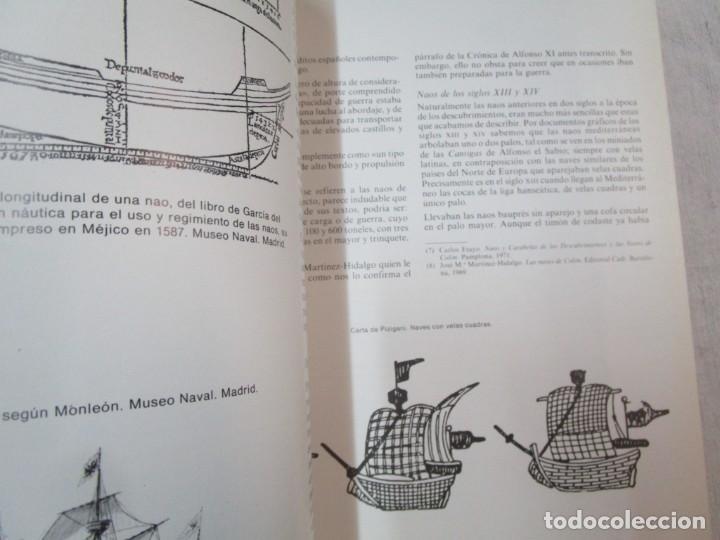 Militaria: EL BUQUE EN LA ARMADA ESPAÑOLA - VV.AAA - SILEX EDI 1981 1ª EDICION 2.9kg PLENO FOTOGRAFIAS + info - Foto 6 - 293485518