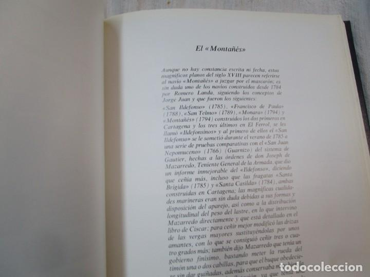 Militaria: EL BUQUE EN LA ARMADA ESPAÑOLA - VV.AAA - SILEX EDI 1981 1ª EDICION 2.9kg PLENO FOTOGRAFIAS + info - Foto 21 - 293485518