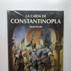Militaria: LA CAIDA DE CONSTANTINOPLA / OSPREY / EDAD MEDIA. Lote 295825038