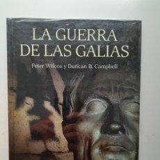 Militaria: LA GUERRA DE LAS GALIAS / OSPREY / EDAD MEDIA. Lote 295825203