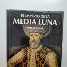 Militaria: EL IMPERIO DE LA MEDIA LUNA / OSPREY / EDAD MEDIA. Lote 295825268