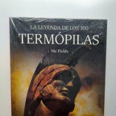Militaria: LA LEYENDA DE LOS 300 TERMOPILAS / OSPREY / EDAD MEDIA. Lote 295825383