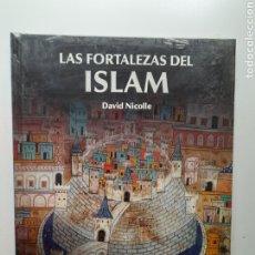 Militaria: LAS FORTALEZAS DEL ISLAM / OSPREY / EDAD MEDIA. Lote 295825463