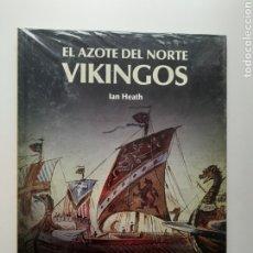 Militaria: EL AZOTE DEL NORTE VIKINGOS / OSPREY / EDAD MEDIA. Lote 295825533