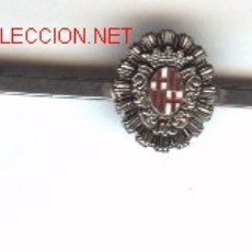 Militaria: PASADOR DE CORBATA DE LA GUARDIA URBANA DE BARCELONA.. Lote 948339