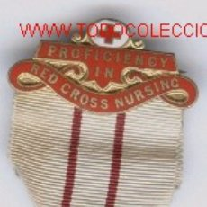 Militaria: MEDALLA DE LA CRUZ ROJA BRITANICA.. Lote 2200953