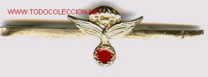 PASADOR CORBATA PARACAIDISTA,ESPAÑA. (Militar - Cintas de Medallas y Pasadores)