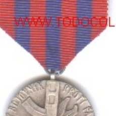 Militaria: MEDALLA CHECOSLOVACA,LUCHA CONTRA EL FASCISMO.. Lote 2200958