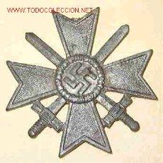 Militaria: MEDALLA AL MÉRITO MILITAR CON ESPADAS, SIN CINTA. Lote 12438282