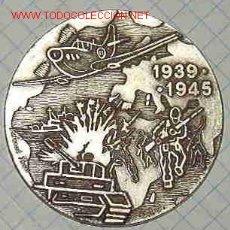 Military - Medalla conmemorativa de la 2ª Guerra Mundial, 1939-1945 - 13857684