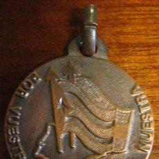Militaria: MEDALLA BRIGADAS INTERNACIONALES, CUBA. Lote 5157953