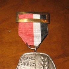 Militaria: MEDALLA DEL INI - PLUS ULTRA - . Lote 14747648