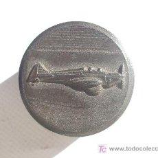 Militaria: TROQUEL DE INSIGNIA DE AVIACIÓN. GUERRA CIVIL.. Lote 25112147