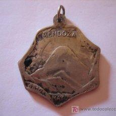 Militaria: MEDALLA CRUCE DE LA CORDILLERA DEL TUPUNGATO AL CHIMBORAZO 1810-1910 CENTENARIO DE LA REVOLUCION . Lote 6835157