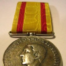 Militaria: MEDALLA DISTINCIÓN ALFONSO XII. Lote 18652887