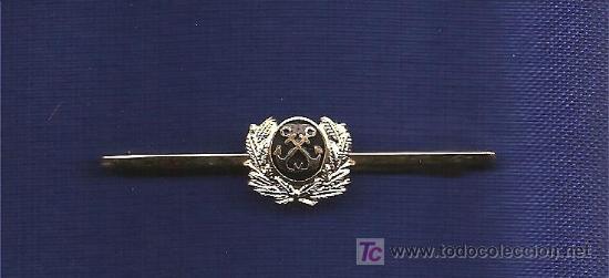 PASADOR DE CORBATA MNA.MERCANTE PUENTE (Militar - Cintas de Medallas y Pasadores)