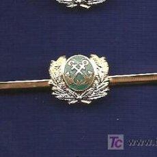 Militaria: PASADOR DE CORBATA MNA.MERCANTE MÁQUINAS. Lote 25159273