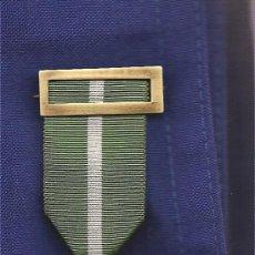 Militaria: MEDALLA MEDAHUIA CATEGORÍA BRONCE CON CINTA ORIGINAL. Lote 27324830
