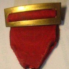 Militaria: MEDALLA DISTINCIÓN A ALFONSO XIII. Lote 6691802