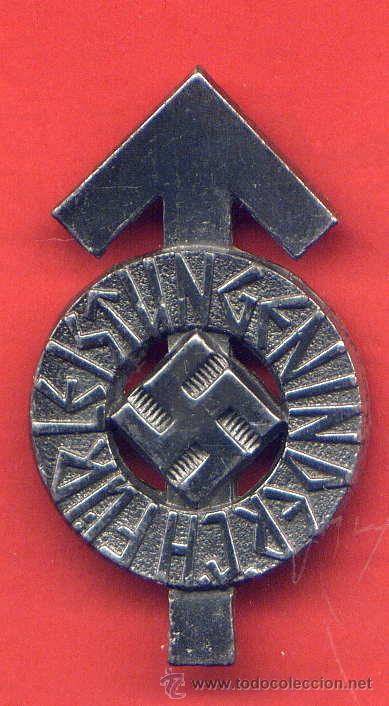 LEISTUNGSABZEICHEN. JUVENTUDES HITLERIANAS. HITLERJUGEND (Militar - Reproducciones y Réplicas de Medallas )