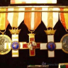 Militaria: PASADOR DE GALA DE UN MILITAR NACIONAL. EPOCA DEL GENERALISIMO FRANCO.. Lote 26373917