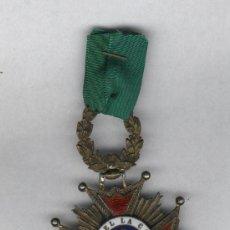 Militaria: ORDEN DE ISABEL LA CATOLICA EPOCA DE ISABEL II. Lote 8531494