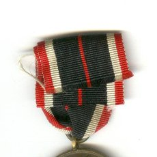 Militaria: ALEMANIA TERCER REICH 1939 CRUZ DE GUERRA PARA CIVILES SEGUNDA GUERRA MUNDIAL. Lote 24534933