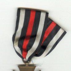 Militaria: ALEMANIA 1914-1918 CRUZ DE GUERRA PARA COMBATIENTES PRIMERA GUERRA MUNDIAL. Lote 24534936