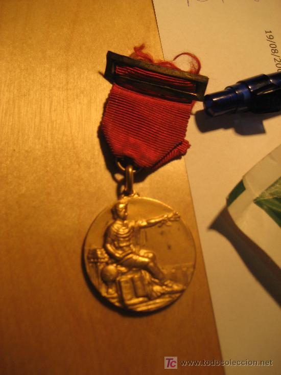 CONDECORACIÓN MILITAR TIPO MASÓNICA. SIN DATAR (Militar - Medallas Españolas Originales )