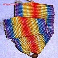 Militaria: MEDALLA CONMEMORATIVA 1º GUERRA MUNDIAL.. Lote 9469242
