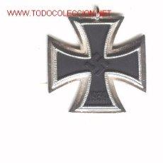 Militaria: CRUZ DE HIERRO ALEMANA DE 2ª CLASE.. Lote 12555017