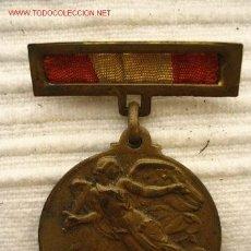 Militaria: MEDALLA CONMEMORATIVA GUERRA CIVIL ESPAÑOLA.. Lote 27519971