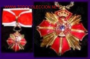 Encomienda de la orden de la victimas del terro comprar medallas militares espa olas - Subastas ministerio del interior ...