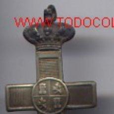 Militaria: CRUZ AL MÉRITO MILITAR. CRUZ DE TROPA. GOBIERNO PROVISIONAL. Lote 10686694