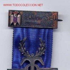 Militaria: VICTOR DEL SEU. PASADOR ESMALTADO.. Lote 10961832