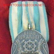 Militaria: MEDALLA BÁVARA AL MÉRITO INDUSTRIAL. 1930S. ESMALTADA. CON PASADOR DE GALA. RFEB06.12. Lote 10319627