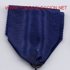 Militaria: ALEMANIA III REICH MEDALLA DE 4 AÑOS DE SERVICIO EN EL RAD. PARA HOMBRES.. Lote 14835008